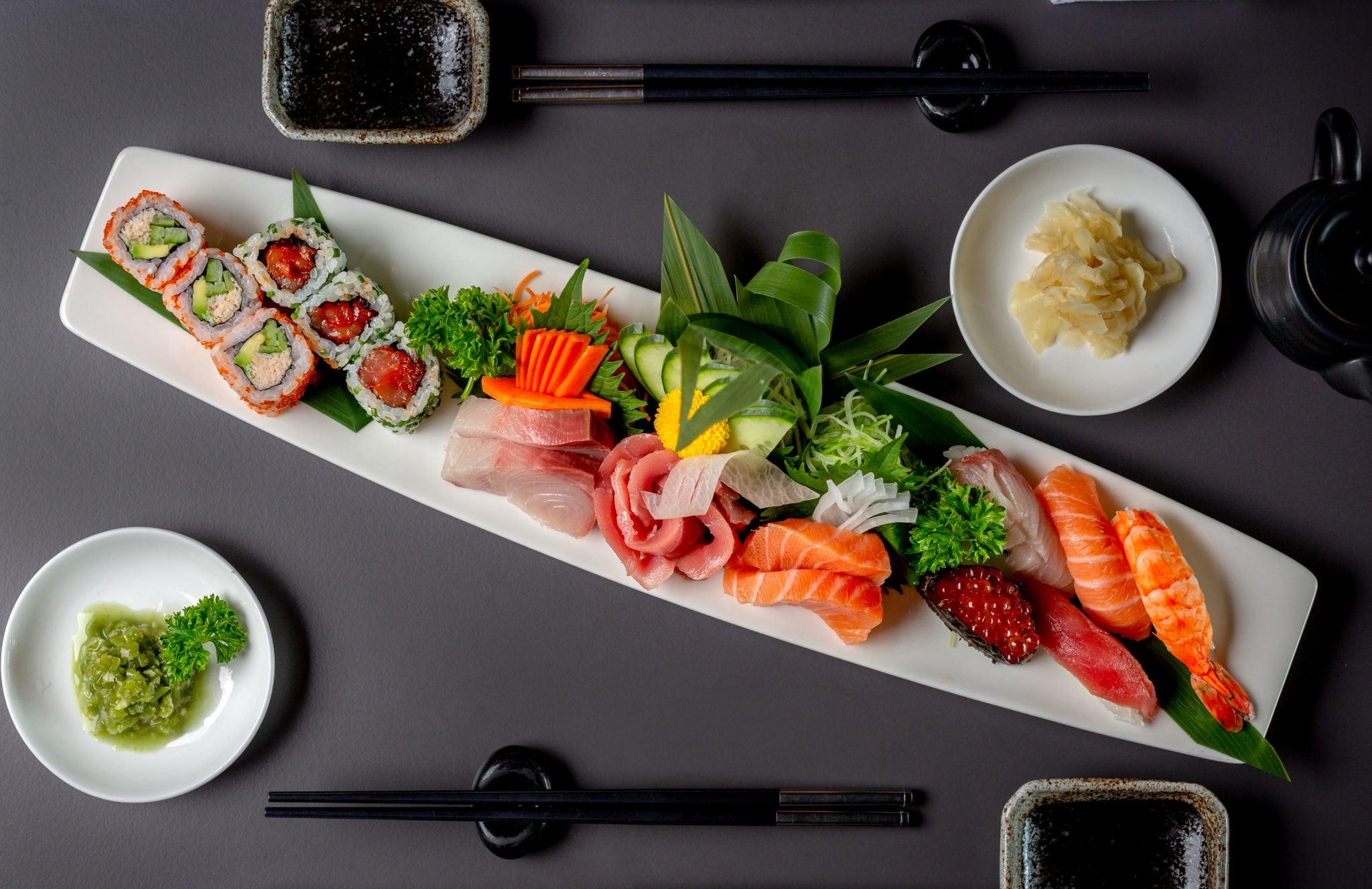 Foodetective · Ichi Sushi & Sashimi Restaurant, London